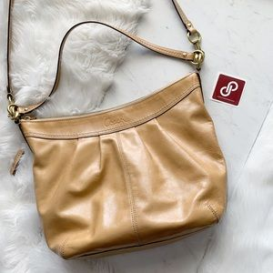 Coach • Patent Leather Shoulder Bag
